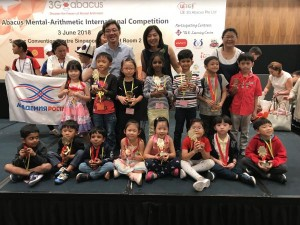 International Abacus Competition 18